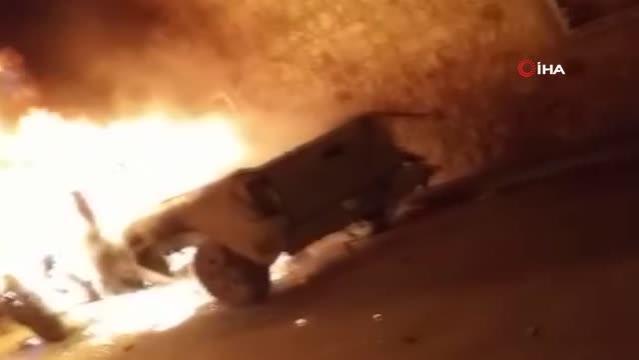 - Afrin'de SMO kontrol noktasına saldırı: 3 yaralı- Cinderes'te kontrollü patlama
