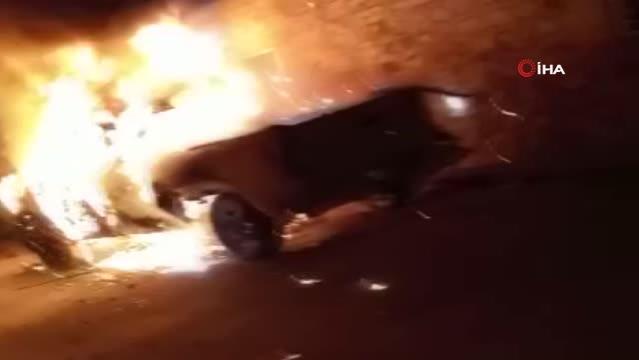 – Afrin'de SMO kontrol noktasına saldırı: 3 yaralı- Cinderes'te kontrollü patlama