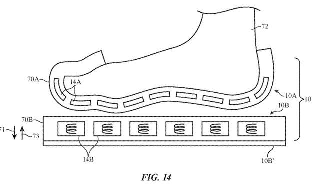 Apple'dan AR/VR gözlükleri için akıllı çorap patenti: Apple Socks