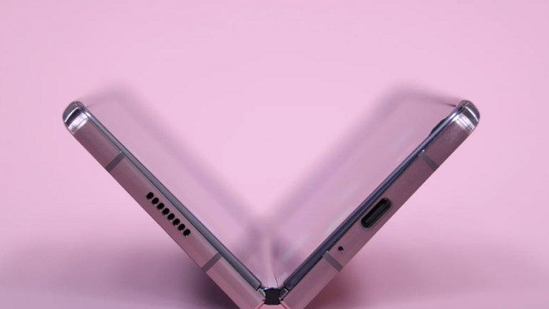 "Galaxy Z Fold 3'e ""sağlam"" patent"
