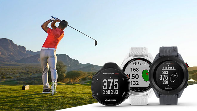 Garmin'den golfçülere özel giyilebilir cihazlar