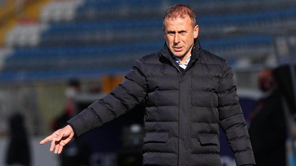 Trabzonspor, Abdullah Avcı ile savunmada güven verdi